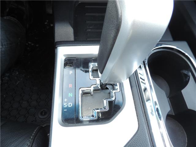 2017 Toyota Tundra Limited 5.7L V8 (Stk: 191551) in Brandon - Image 20 of 22