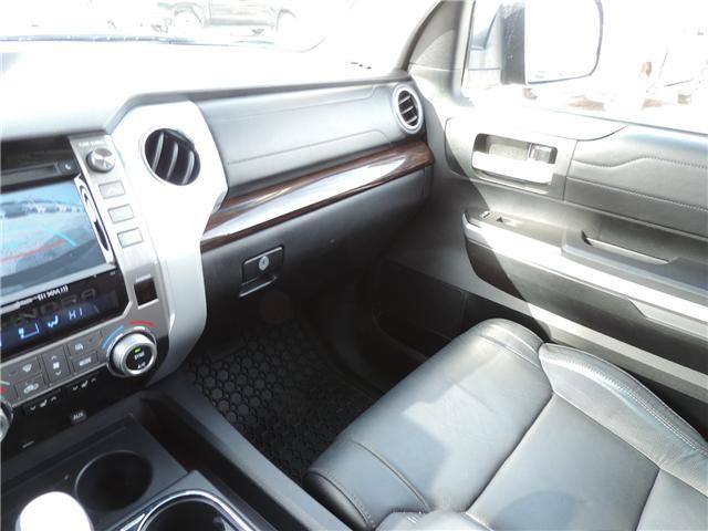 2017 Toyota Tundra Limited 5.7L V8 (Stk: 191551) in Brandon - Image 22 of 22
