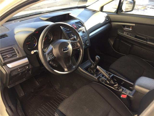 2014 Subaru XV Crosstrek Touring (Stk: SUB1904A) in Charlottetown - Image 16 of 24