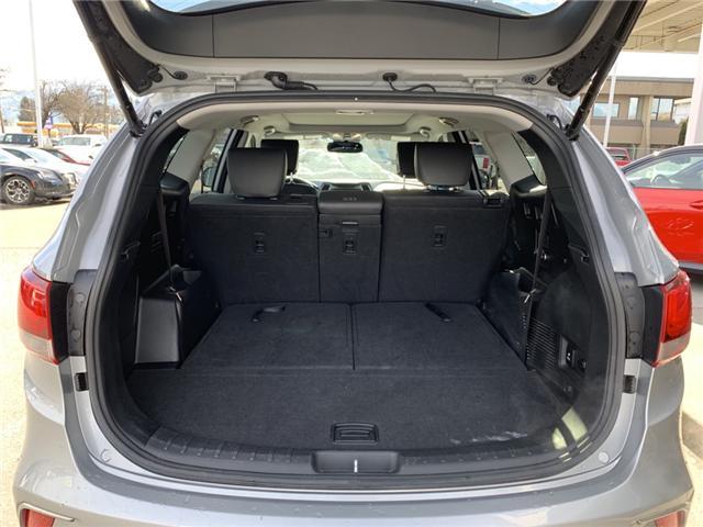2018 Hyundai Santa Fe XL Luxury (Stk: H19-0031P) in Chilliwack - Image 9 of 13