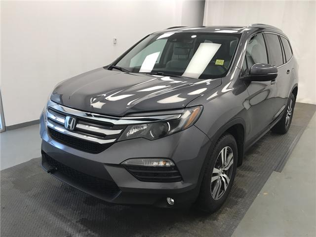 2016 Honda Pilot EX-L Navi (Stk: 202623) in Lethbridge - Image 1 of 30