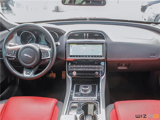 2017 Jaguar XE 3.0L V6 SC R-Sport (Stk: 52077) in Toronto - Image 17 of 30