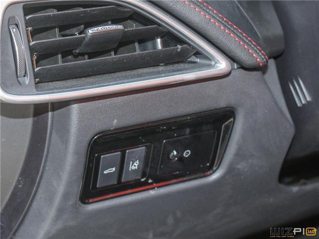 2017 Jaguar XE 3.0L V6 SC R-Sport (Stk: 52077) in Toronto - Image 22 of 30