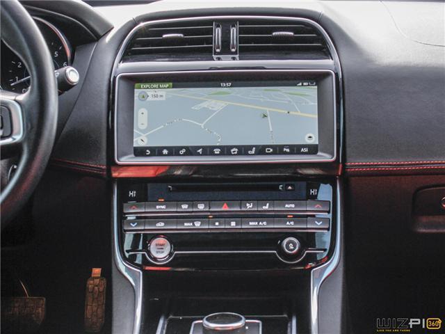 2017 Jaguar XE 3.0L V6 SC R-Sport (Stk: 52077) in Toronto - Image 26 of 30