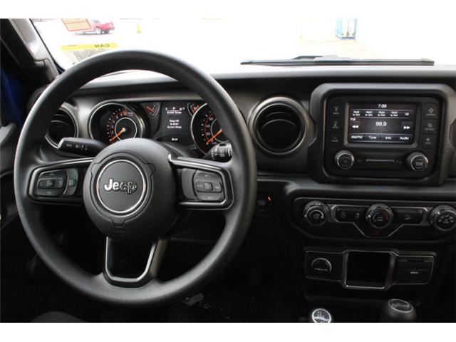 2019 Jeep Wrangler Sport (Stk: W558141) in Courtenay - Image 12 of 28
