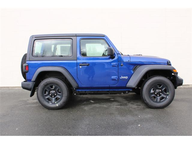 2019 Jeep Wrangler Sport (Stk: W558141) in Courtenay - Image 24 of 28