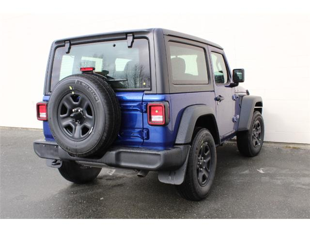 2019 Jeep Wrangler Sport (Stk: W558141) in Courtenay - Image 4 of 28