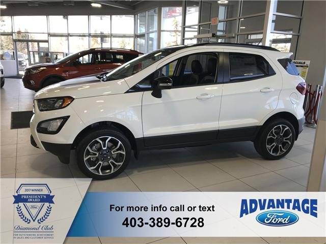 2019 Ford EcoSport SES (Stk: K-181) in Calgary - Image 2 of 6