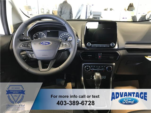 2019 Ford EcoSport SES (Stk: K-181) in Calgary - Image 4 of 6