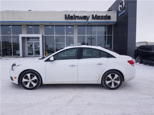 2011 Chevrolet Cruze LTZ Turbo (Stk: N1541) in Saskatoon - Image 1 of 21