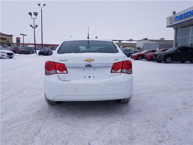 2011 Chevrolet Cruze LTZ Turbo (Stk: N1541) in Saskatoon - Image 3 of 21