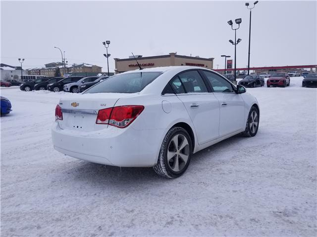 2011 Chevrolet Cruze LTZ Turbo (Stk: N1541) in Saskatoon - Image 4 of 21