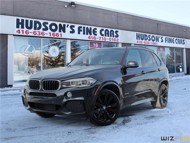 2015 BMW X5 xDrive35i (Stk: 14683) in Toronto - Image 1 of 30