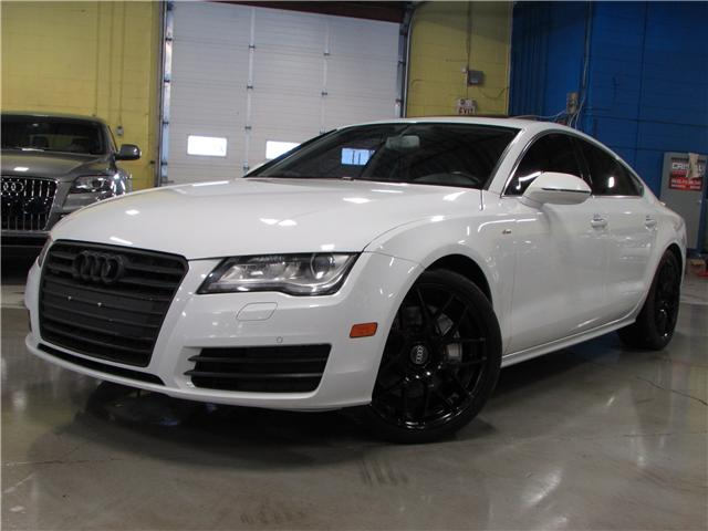 2012 Audi A7 Premium Plus (Stk: S8889) in North York - Image 1 of 21
