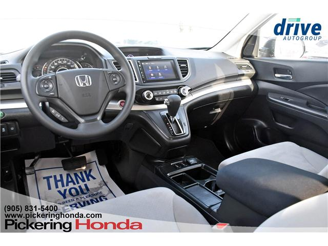 2016 Honda CR-V SE (Stk: U650A) in Pickering - Image 2 of 30