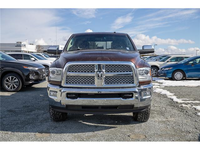 2015 RAM 3500 Laramie (Stk: KI124073A) in Abbotsford - Image 2 of 30