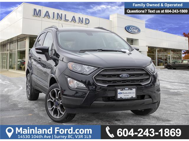 2018 Ford EcoSport SES (Stk: 8EC9478) in Vancouver - Image 1 of 26