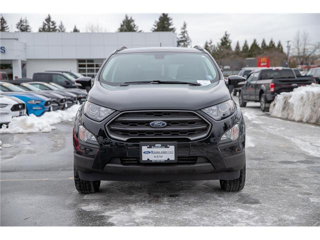 2018 Ford EcoSport SES (Stk: 8EC9478) in Vancouver - Image 2 of 26