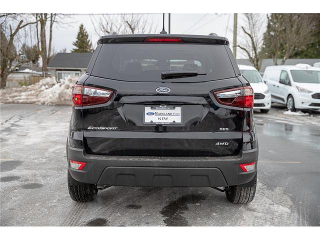 2018 Ford EcoSport SES (Stk: 8EC9478) in Vancouver - Image 6 of 26