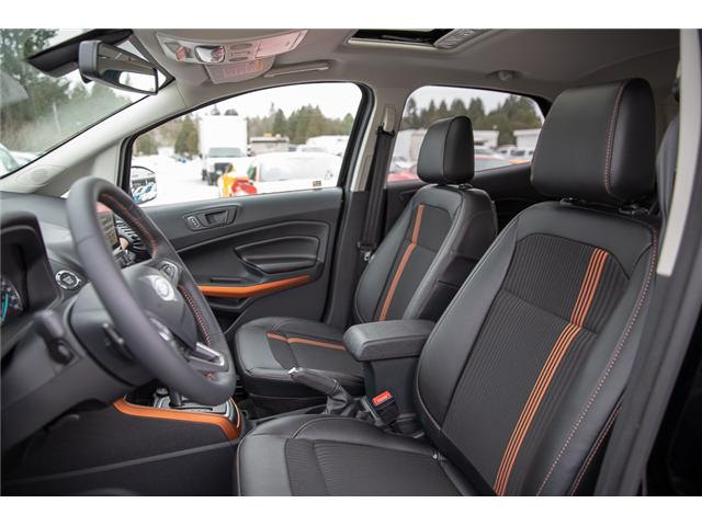 2018 Ford EcoSport SES (Stk: 8EC9478) in Vancouver - Image 9 of 26