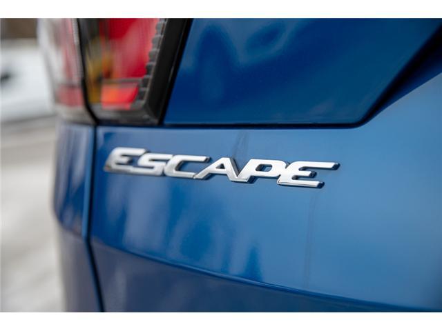 2018 Ford Escape SE (Stk: 8ES3537) in Surrey - Image 9 of 27