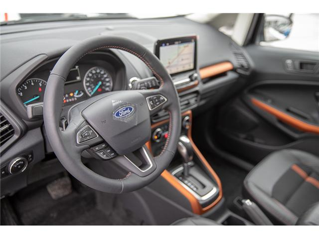 2018 Ford EcoSport SES (Stk: 8EC9478) in Vancouver - Image 10 of 26