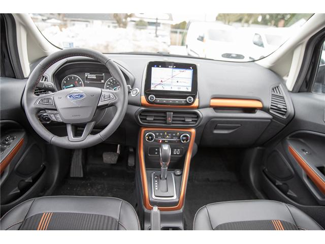2018 Ford EcoSport SES (Stk: 8EC9478) in Vancouver - Image 12 of 26
