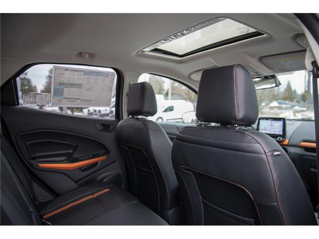 2018 Ford EcoSport SES (Stk: 8EC9478) in Vancouver - Image 15 of 26