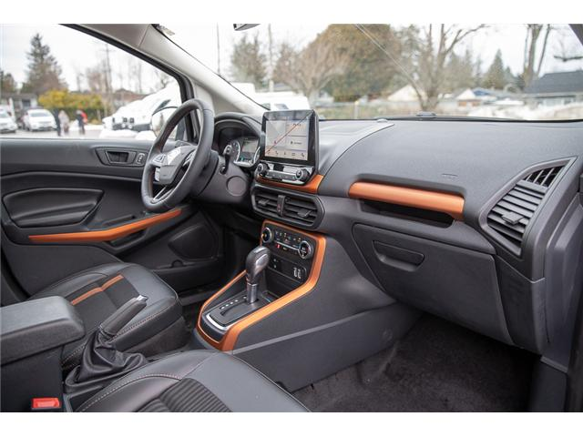 2018 Ford EcoSport SES (Stk: 8EC9478) in Vancouver - Image 16 of 26