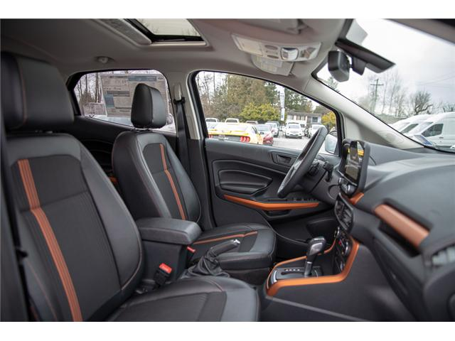 2018 Ford EcoSport SES (Stk: 8EC9478) in Vancouver - Image 17 of 26