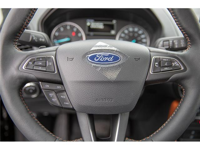 2018 Ford EcoSport SES (Stk: 8EC9478) in Vancouver - Image 19 of 26