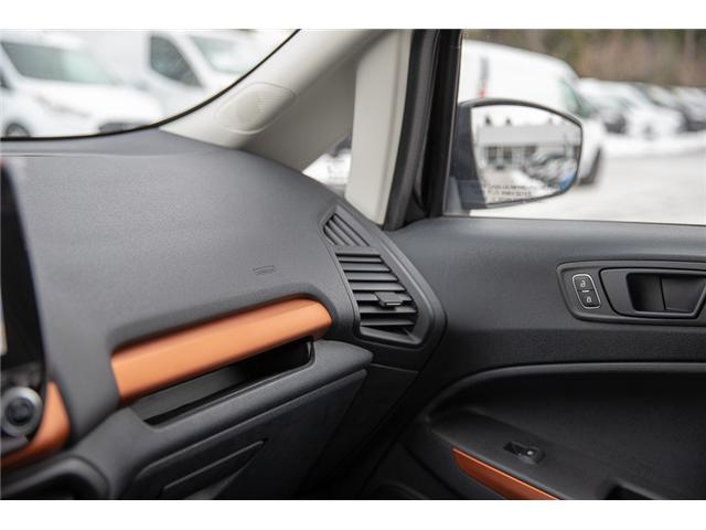 2018 Ford EcoSport SES (Stk: 8EC9478) in Vancouver - Image 25 of 26