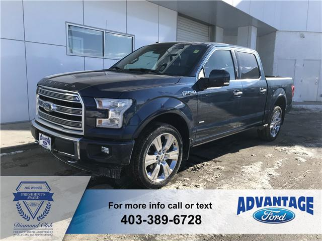 2017 Ford F-150 Limited (Stk: T22812) in Calgary - Image 1 of 18