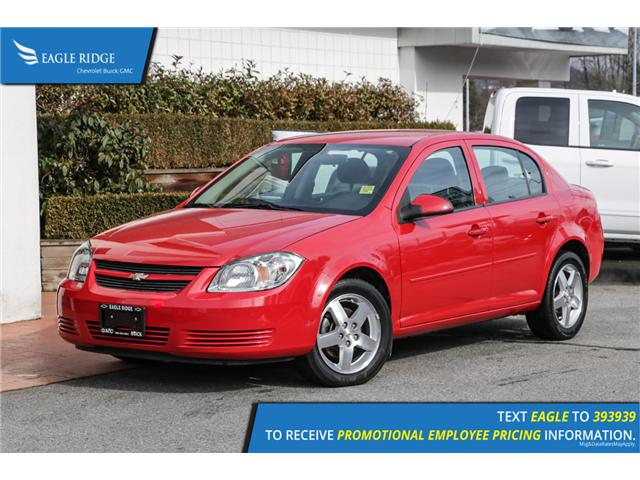 2010 Chevrolet Cobalt LT (Stk: 109377) in Coquitlam - Image 1 of 13