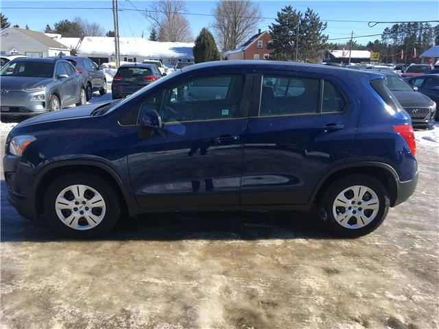 2015 Chevrolet Trax LS (Stk: 19058A) in Pembroke - Image 2 of 21