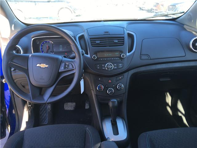 2015 Chevrolet Trax LS (Stk: 19058A) in Pembroke - Image 13 of 21