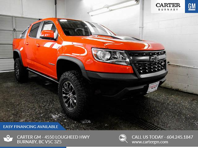 2019 Chevrolet Colorado ZR2 (Stk: D9-67800) in Burnaby - Image 1 of 11