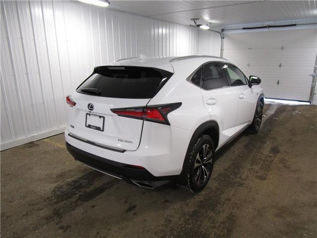2018 Lexus NX 300 Base (Stk: 127016) in Regina - Image 4 of 41