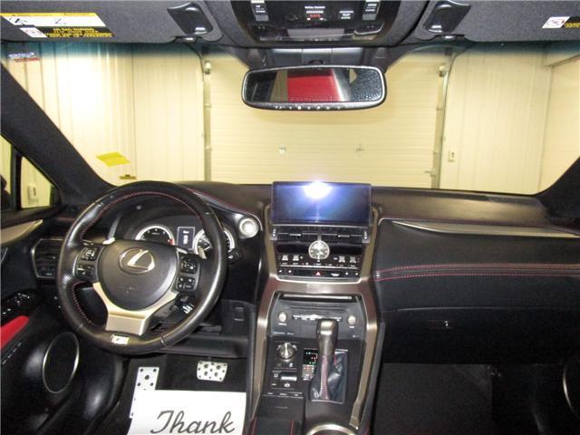 2018 Lexus NX 300 Base (Stk: 127016) in Regina - Image 21 of 41