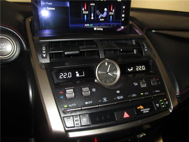 2018 Lexus NX 300 Base (Stk: 127016) in Regina - Image 39 of 41
