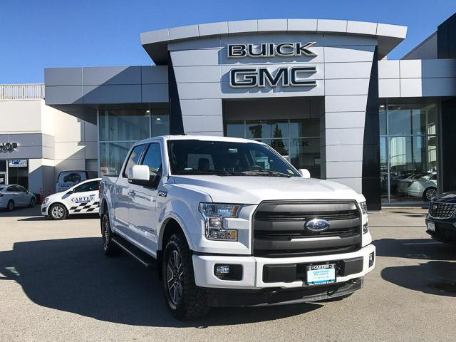 2017 Ford F-150 Lariat (Stk: 8R02611) in North Vancouver - Image 2 of 28