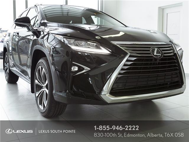 2018 Lexus RX 350L Luxury (Stk: L800559) in Edmonton - Image 1 of 24