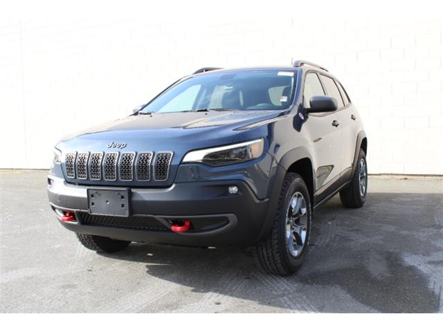 2019 Jeep Cherokee Trailhawk (Stk: D361896) in Courtenay - Image 2 of 26