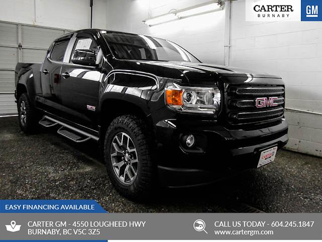 2019 GMC Canyon All Terrain w/Cloth (Stk: 89-49350) in Burnaby - Image 1 of 12