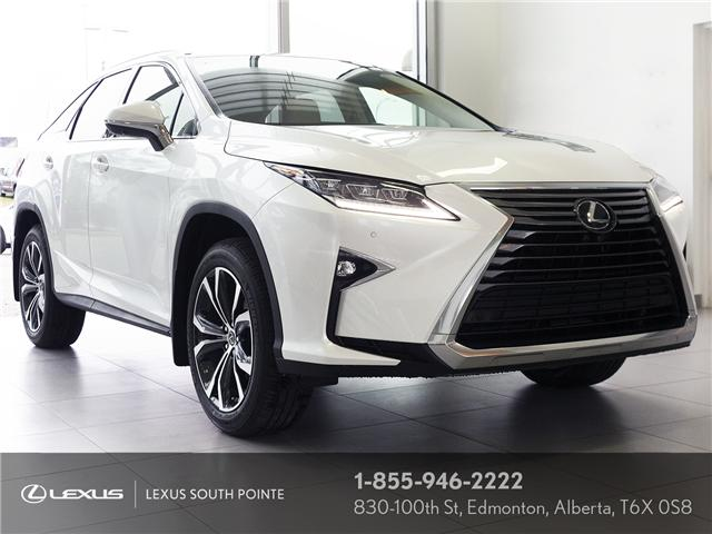 2018 Lexus RX 350L Luxury (Stk: L800144) in Edmonton - Image 1 of 24