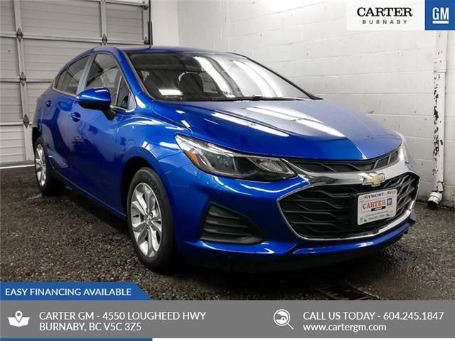 2019 Chevrolet Cruze LT (Stk: J9-37130) in Burnaby - Image 1 of 11