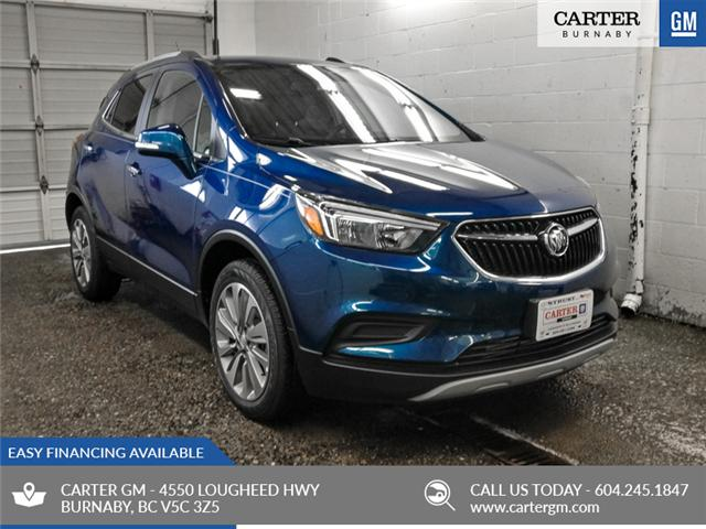 2019 Buick Encore Preferred (Stk: E9-95290) in Burnaby - Image 1 of 11