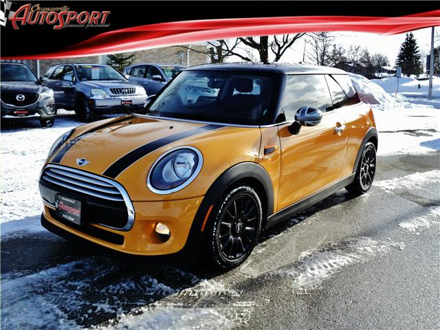 2015 MINI 3 Door Cooper (Stk: 1414B) in Orangeville - Image 1 of 26