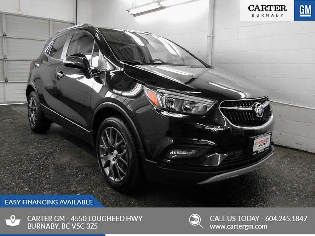 2019 Buick Encore Sport Touring (Stk: E9-4371T) in Burnaby - Image 1 of 13