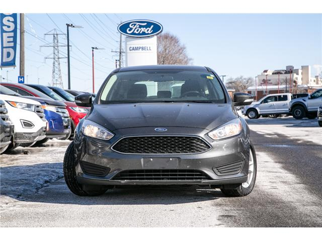 2015 Ford Focus SE 54,000 KMS-AUTO-AIR (Stk: 947130) in Ottawa - Image 2 of 29